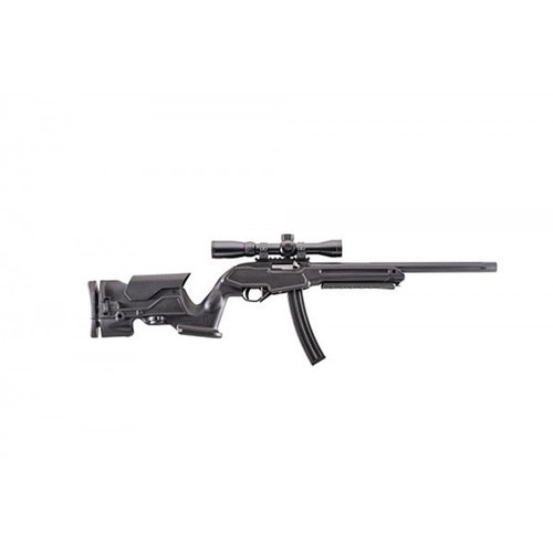Ruger 10/22 Stock Adjustable Polymer Black