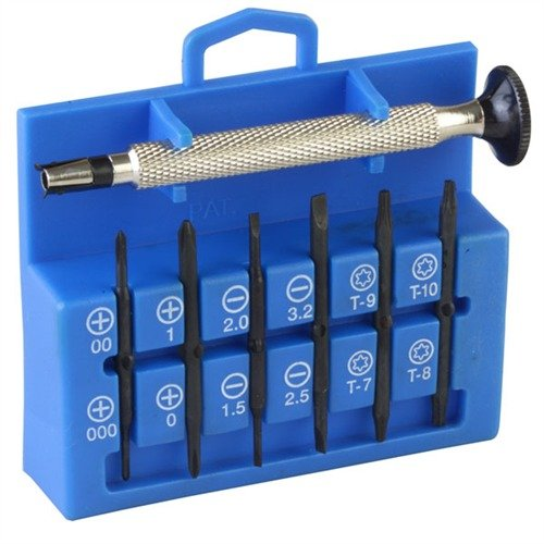 Miniature Screwdriver Kit