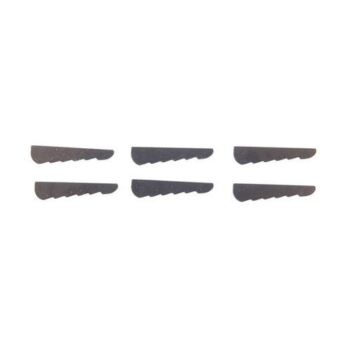 Rifle Rear Sight Elevators Black