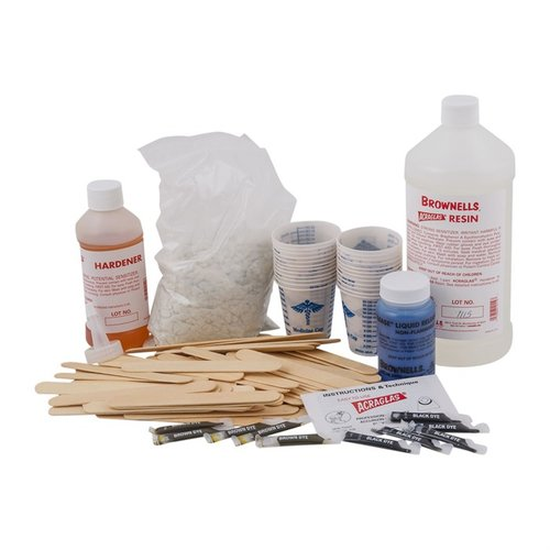 ACRAGLAS Shop Kit, Non-Flammable