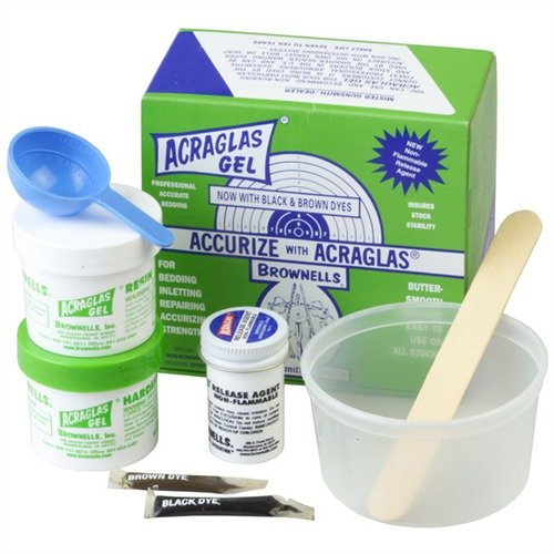 ACRAGLAS GEL 4 oz. Kit, Non-Flammable