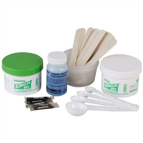 ACRAGLAS GEL 16 oz. Shop Kit, Non-Flammable
