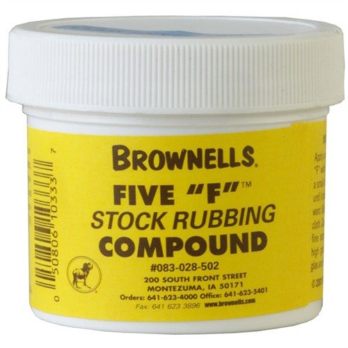 Stock Work & Finishing > Stock Rubbing Compounds - Preview 0