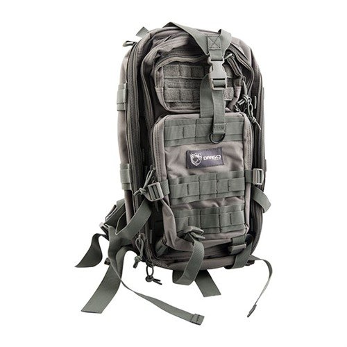 Tracker Backpack-Grey