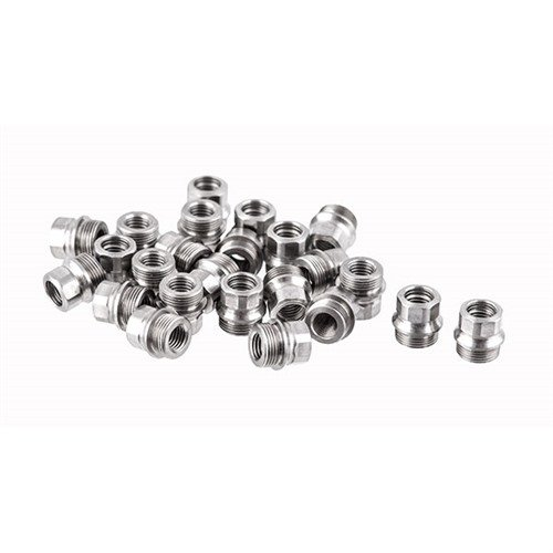 1911 Hex Drive Grip Bushings, Stainless Steel, 24 pack