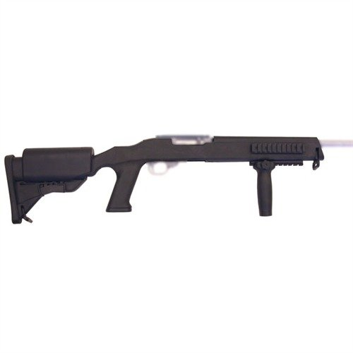 Ruger 10/22 Super Stock Collapsible Polymer BLK