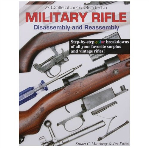 Books > Rifle Disassembly Books - Preview 1