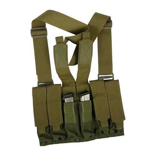 9mm Grab & Go Pouch, O.D. Green