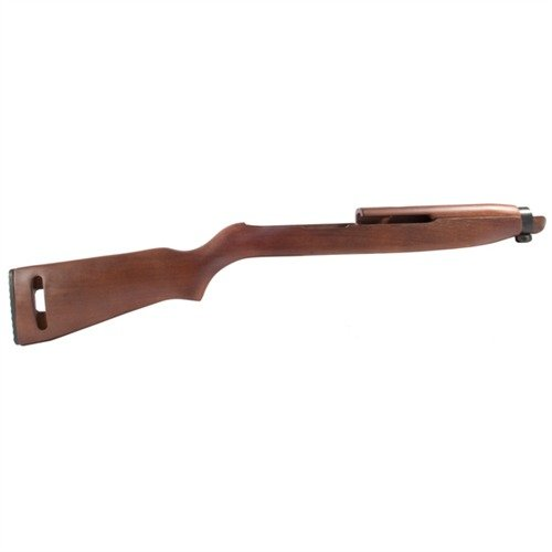 Ruger 10/22 USGI Stock M1 Wood Brown