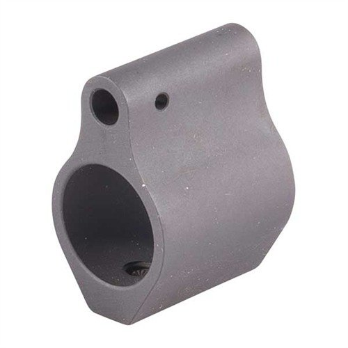 "Low-Profile, .625"" Bore Dia., Steel"