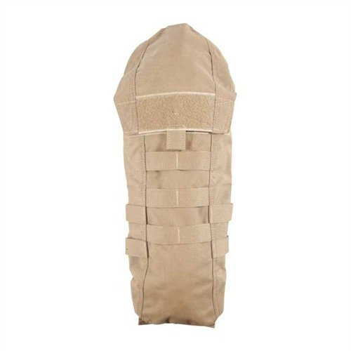 Large Vertical Hydration Pouch, 100oz, Coyote