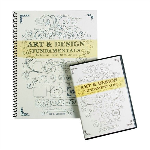 Art & Design Book and DVD Combo Pack