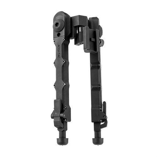 "SR-5 Bipod Picatinny Mount 6.25-9.75"" Black"