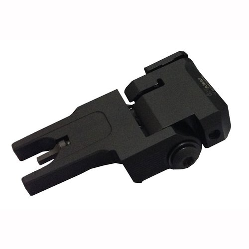 Flip-Up LowRider BUIS Front Sight Black
