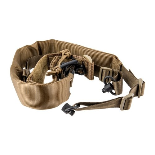 V-TAC Padded Sling w/Cuff Assembly-Coyote