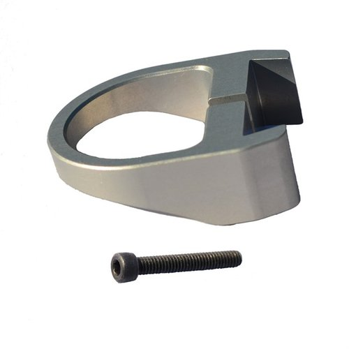 """Halo"" Charging Ring for Ruger™ MKIV and III - Silver"