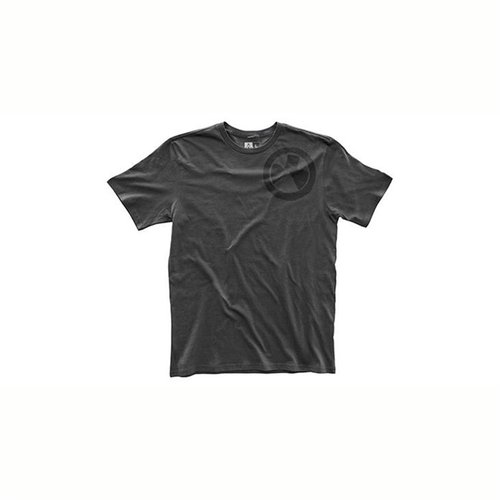 Fine Cotton Wet Logo T-Shirt New Charcoal 3X