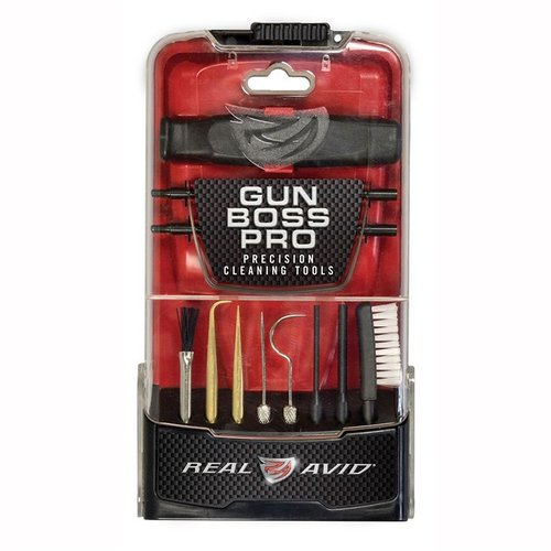 Gun Boss Pro Precision Cleaning Tools