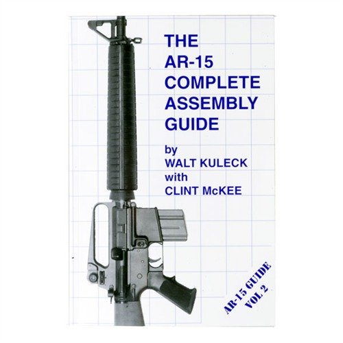 Books > Rifle Disassembly Books - Preview 0