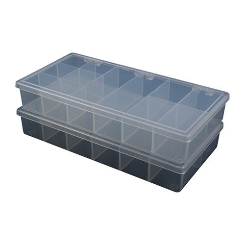 "8-1/4""x4-1/4""x1-1/4"", 12 Compartments Pkg. of 2"
