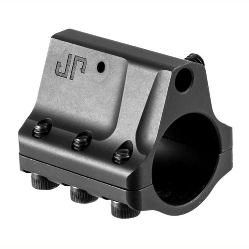 AR-15 2-PC Detent Gas Block Low Profile .750 Steel Black