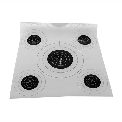 Bullseye Target Roll for Auto Advance Target System