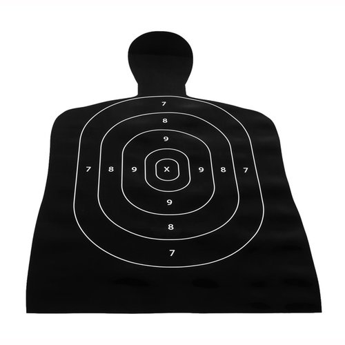 Silhouette Target Roll for Auto Advance Target System