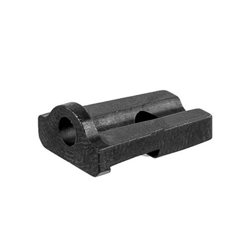 Rifle #30 L Rear Sight Blade Peep Black