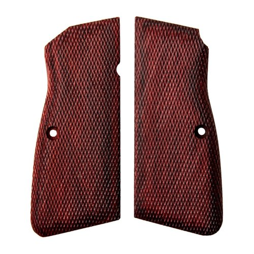 Browning Hi-Power Rosewood Grips