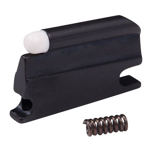 ".100"" Bead Front Sight Steel White"