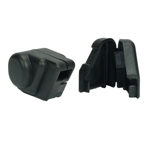 FULTON ARMORY AR-15 Clamshell Sight Covers Black - Brownells