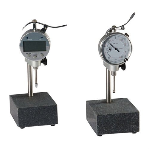 Bullet Sorting Stand with Dial Indicator