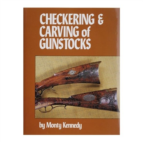 Checkering and Carving of Gunstocks