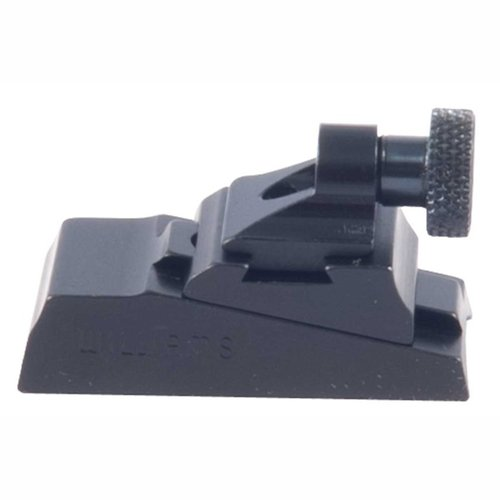 TC Encore Adj Peep WGRS Receiver Rear Sight Black